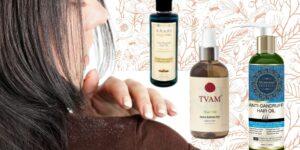 Best Hair Oil for Dandruff